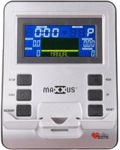 Der Trainingscomputer des Maxxus CX 4.2