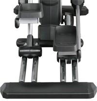 Pedale mit Trittschalen des Maxxus CX 6.1